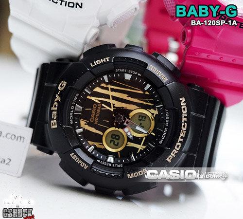 Đồng hồ nam Casio Baby-G BA-120SP-1ADR