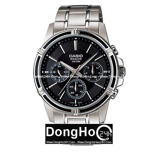 Đồng hồ nam Casio BEM-311D - màu 1AVDF, 7AVDF