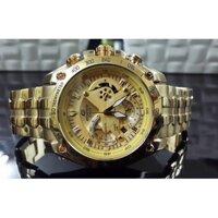 Đồng hồ nam Casio cao cấp chính hãng Gold Boss