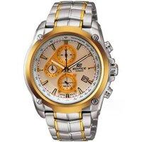 Đồng hồ nam Casio cao cấp chính hãng Gold Elegant