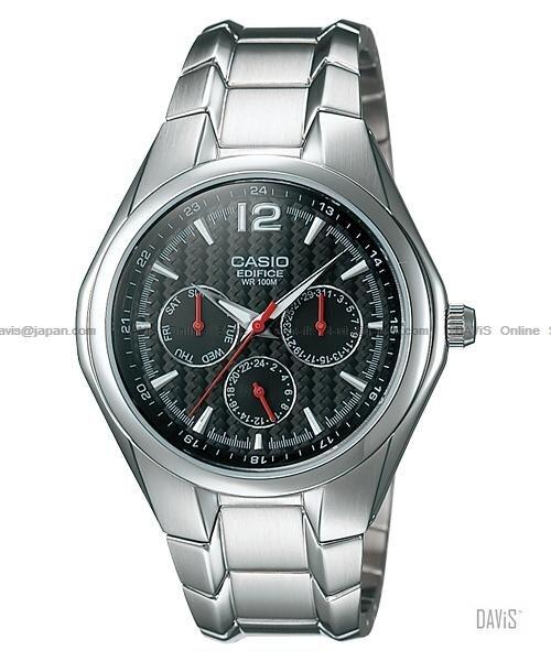 Đồng hồ nam Casio EF-309D - Màu 1A, 7A