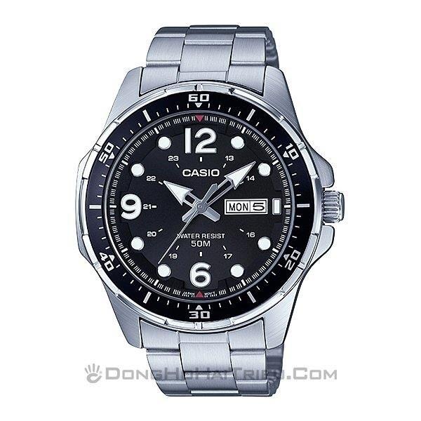 Đồng hồ nam Casio MTD-100D