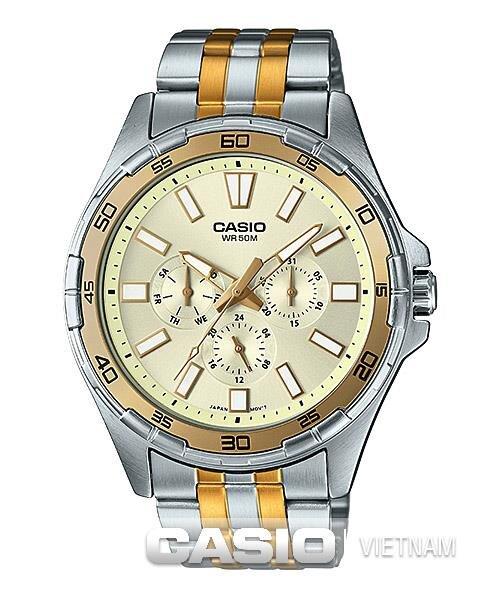 Đồng hồ nam Casio MTD-300SG