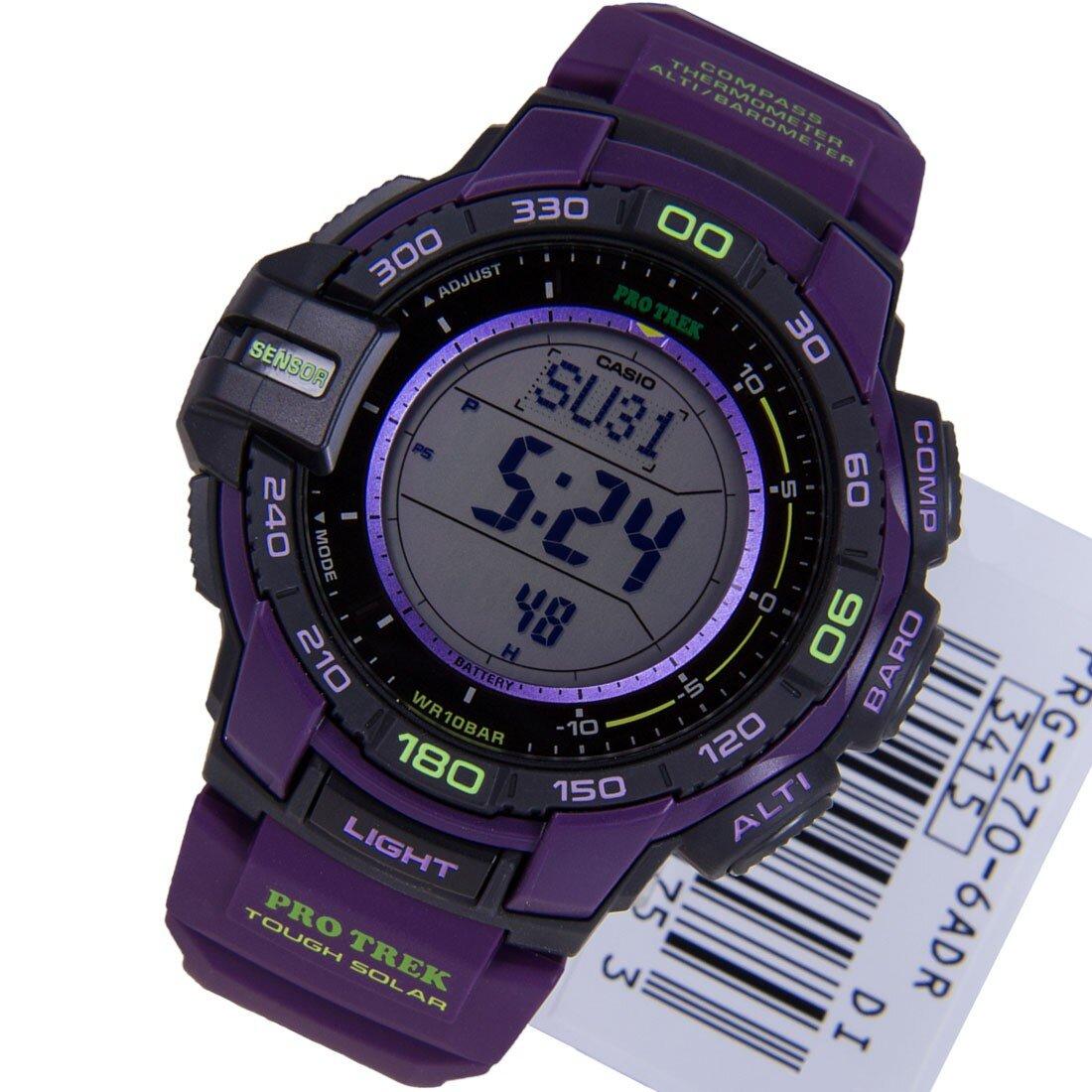 Đồng hồ nam Casio ProTrek PRG-270-6ADR