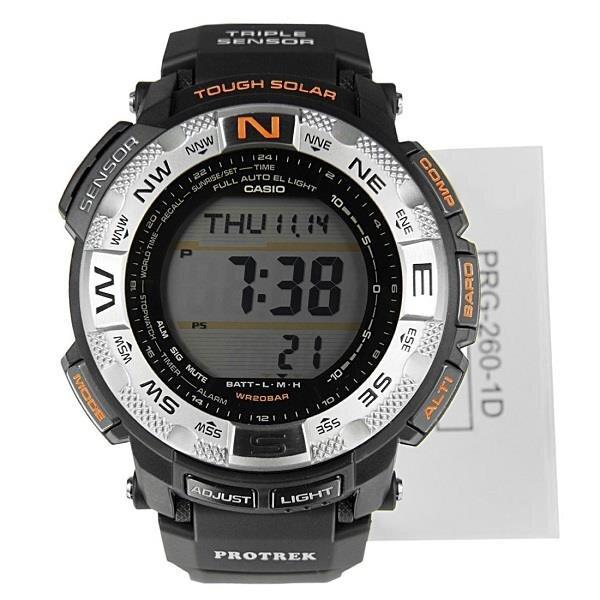 Đồng hồ nam Casio ProTrek PRG-260-1DR