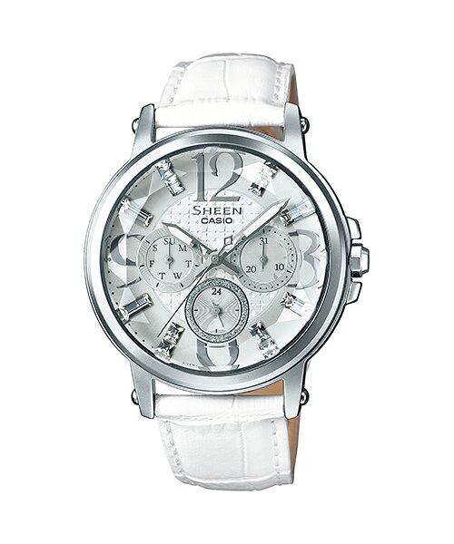 Đồng hồ nam Casio Sheen SHE-3035L - Màu 4A, 7A
