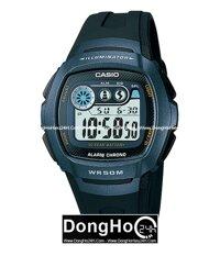Đồng hồ nam Casio W-210 - màu 1BVDF, 1CVDF, 1AVDF