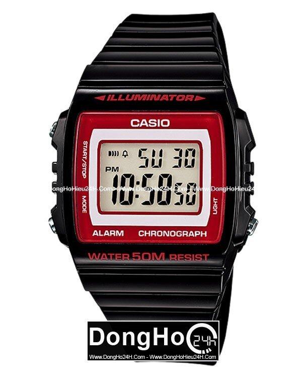 Đồng hồ nam Casio W-215H - màu 1A2, 2A, 4A, 6A, 7A, 8A, 1A, 7A2