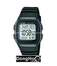Đồng hồ nam Casio W-96H - màu 1BVDF, 2AVDF, 9AVDF, 1AVDF