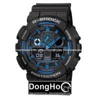 Đồng hồ nam Casio GA-100-1A2HDR - màu 1A1, 1A2, 1A4