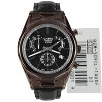 Đồng hồ nam Casio BEM-509CL-1AVDF