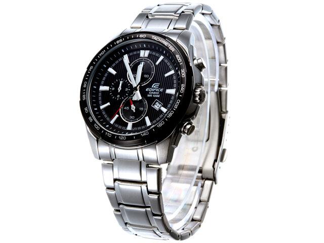 Đồng hồ nam Casio EF-566D-1A1VDF