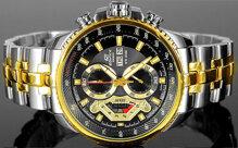 Đồng hồ nam Casio EF-558SG-1AV