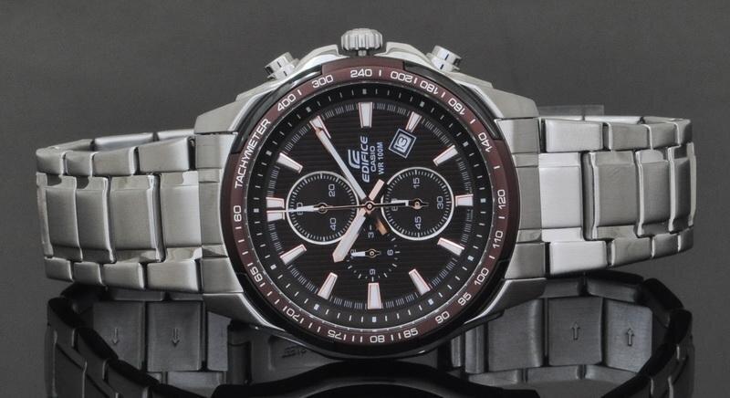 Đồng hồ nam Casio EF-566D-5AVDF