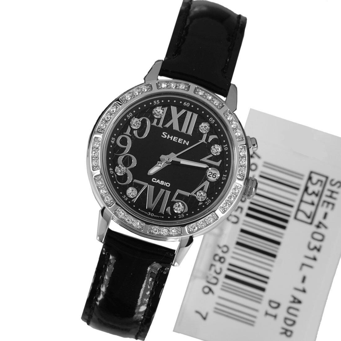 Đồng hồ nam Casio SHE-4031L-1AUDR