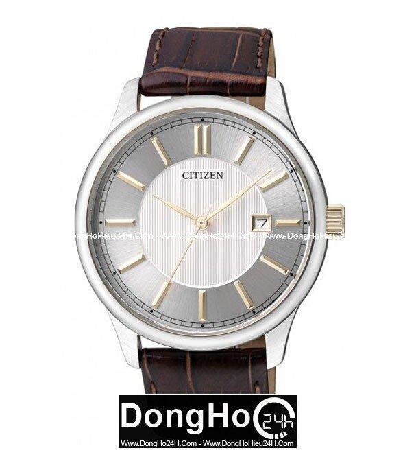Đồng hồ nam Citizen Quartz BI1054 - maà 04A, 55A