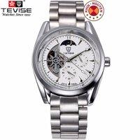 Đồng hồ nam cơ Tevise 79KCN5A - dây da