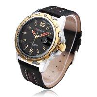 Đồng hồ nam Curren 8104 - dây da