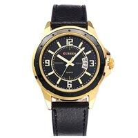 Đồng hồ nam Curren 8124 - dây da