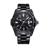 Đồng hồ nam Curren 81KN10 - dây thép không gỉ