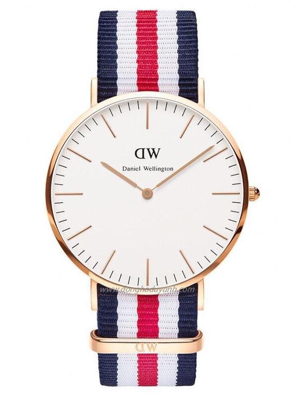 Đồng hồ nam Daniel Wellington DW00100002