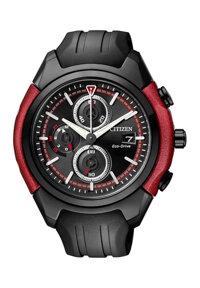Đồng hồ nam dây cao su Citizen CA0287