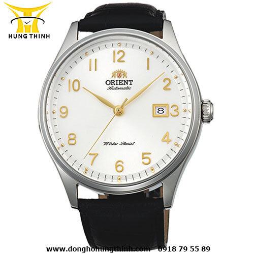Đồng hồ nam dây da 3 kim Orient FER2J003W0
