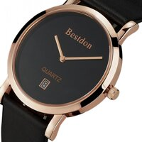 Đồng hồ nam dây da Bestdon BD9951G