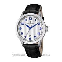 Đồng hồ nam dây da Candino C4506