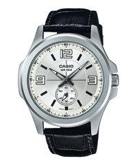 Đồng hồ nam dây da Casio Quartz MTP-E112L - màu 7AV/ 1AV