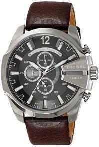 Đồng hồ nam dây da Diesel Quartz DZ4290/ DZ4291