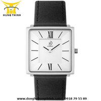 Đồng hồ nam dây da La Chateau Quartz L03.196.04.6.2 - màu 02/ 04
