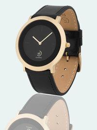 Đồng hồ nam dây da Le Chateau Quartz L08.111.04.6.2  - màu 02/ 04