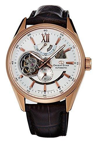Đồng hồ nam dây da Orient Star Automatic SDK05003W0
