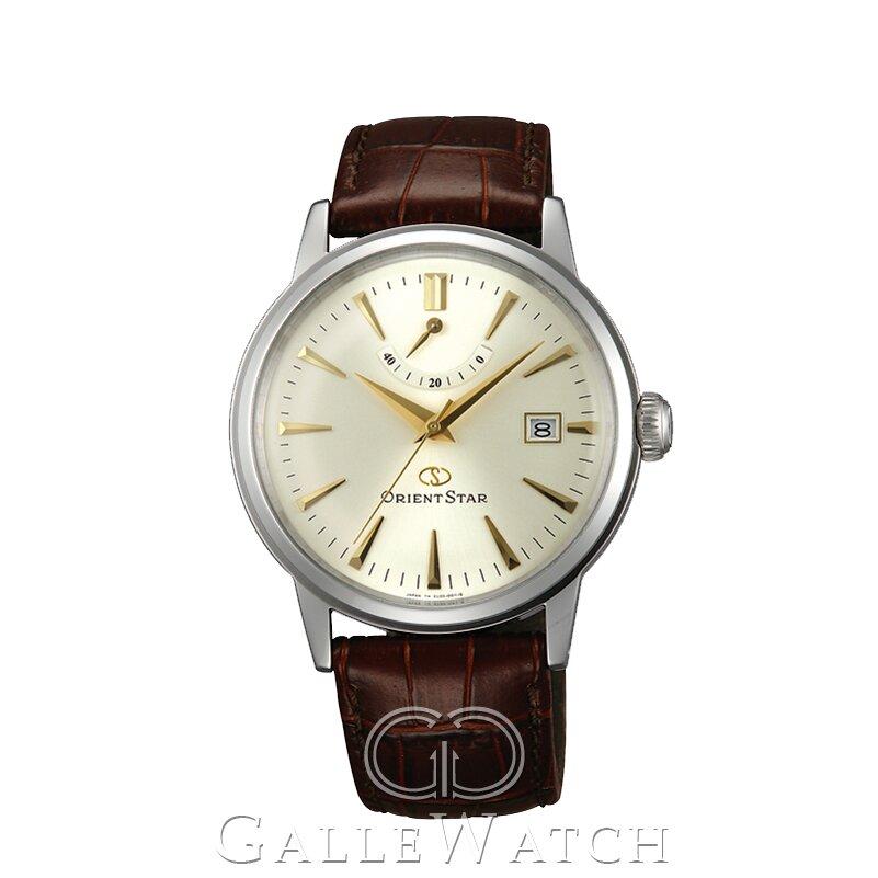 Đồng hồ nam dây da Orient Star Automatic SEL05005S0