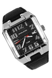 Đồng hồ nam dây da Police 13751JS/02