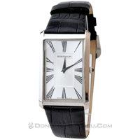 Đồng hồ nam dây da Romanson TL0390MWWH