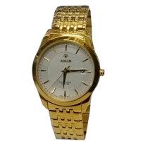 Đồng hồ nam dây kim loại Aolix AL9108