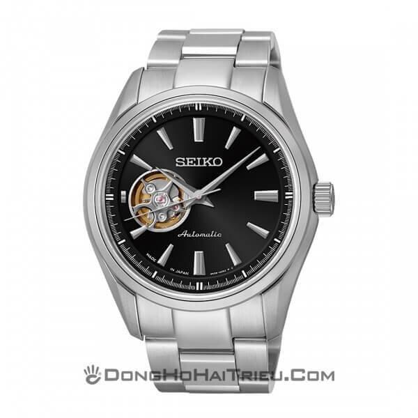 Đồng hồ nam dây kim loại Seiko SSA257J1
