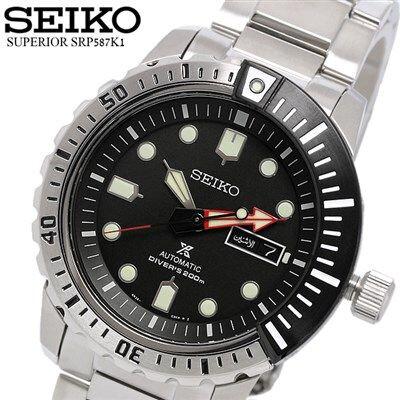 Đồng hồ nam dây kim loại seiko SRP587K1