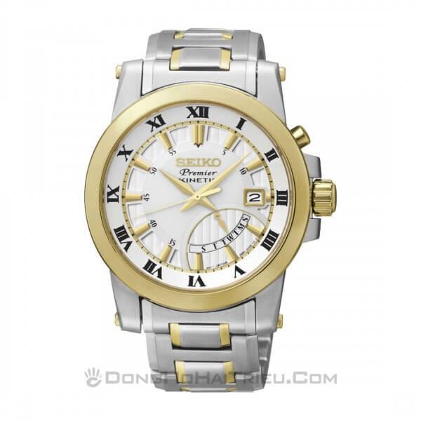 Đồng hồ nam dây kim loại Seiko SRN040P1