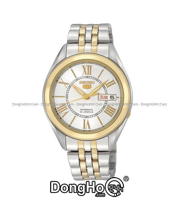 Đồng hồ nam dây kim loại Seiko SNKL36K1