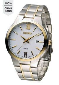 Đồng hồ nam dây kim loại Seiko SNE388P1