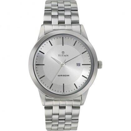 Đồng hồ nam dây kim loại Titan 1584SM03