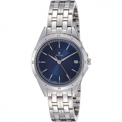Đồng hồ nam dây kim loại Titan 2556SM02