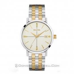 Đồng hồ nam dây kim loại Bulova - 98B255