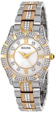 Đồng hồ nam dây kim loại bulova 98L135