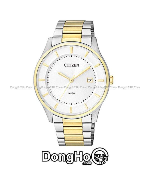 Đồng hồ nam dây kim loại Citizen BD0048