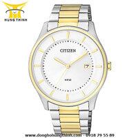 Đồng hồ nam dây kim loại Citizen BD0044