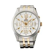 Đồng hồ nam dây kim loại Orient FTW04002S0